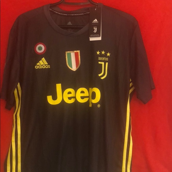 new product 5004c e44a1 ⚽️Juventus F.C (CR7) third Jersey NWT